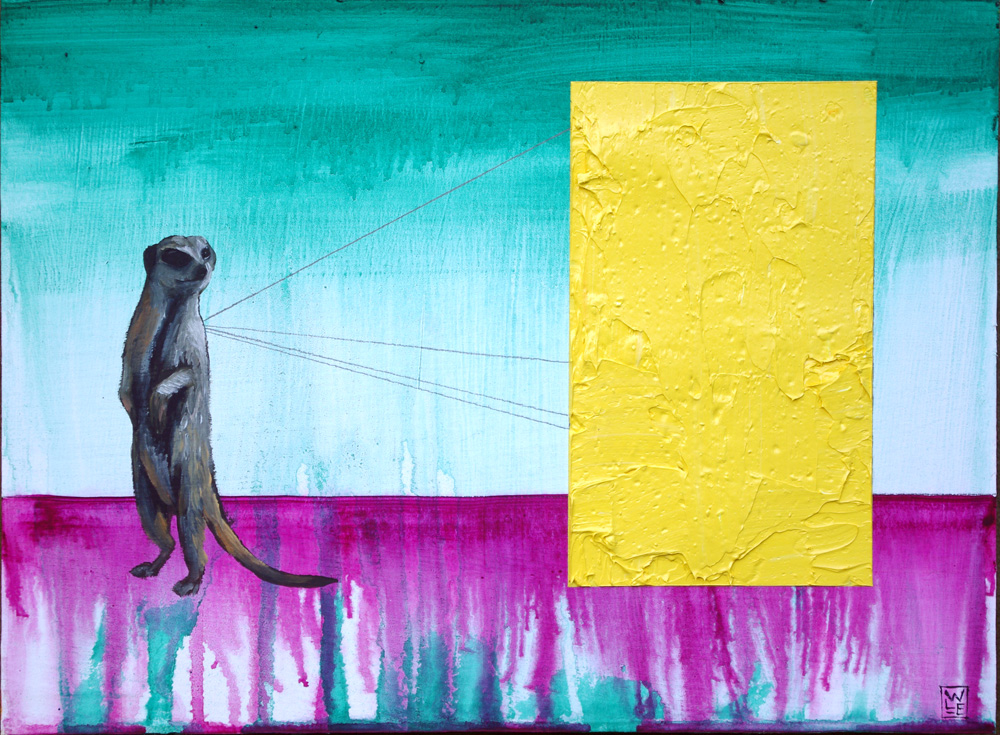 Merely-a-Golden-Rectangle-animal-art-painting-Will-Eskridge-web