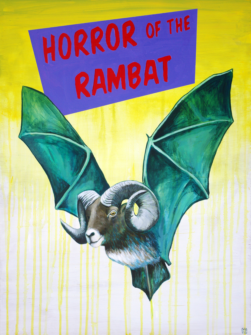 Haiku Tuesday: Horror Of The Rambat