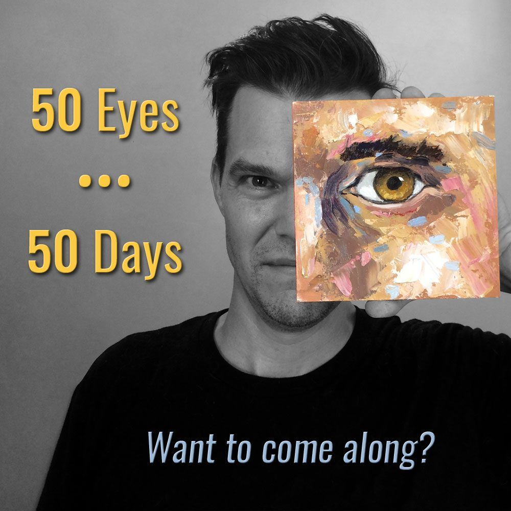Fifty Eyes Is Almost Here!