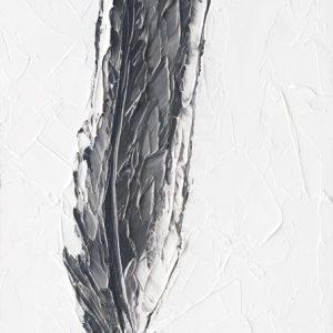 Black-capped-Chickadee-Feather-animal-artist-art-painting-wildlife-Will-Eskridge-web