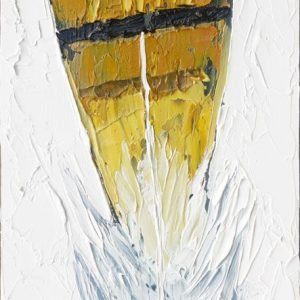 Golden-Pheasant-Feather-animal-artist-art-painting-wildlife-Will-Eskridge