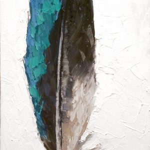 Indigo-Bunting-Feather-animal-artist-art-painting-wildlife-Will-Eskridge-web
