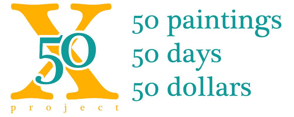 50x project Will Eskridge artist contemporary wildlife animal art